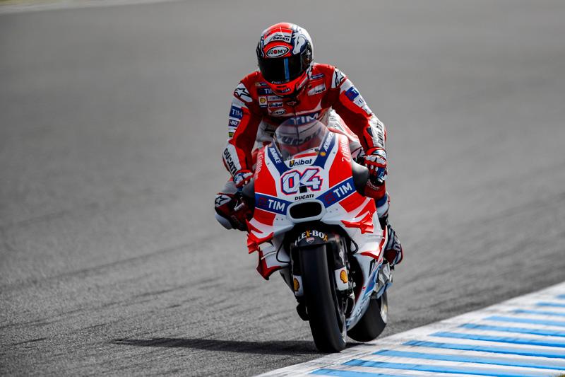MotoGP: buona partenza per le Ducati in Giappone. Dovi 2°