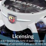 licensing sportivo