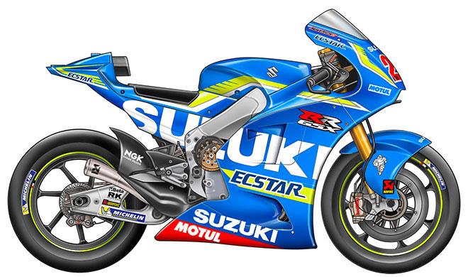 MotoGP 2017 Line UP
