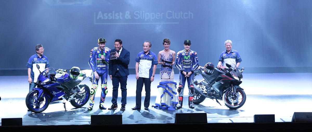 MotoGP: Rossi, Vinales visit Indonesia for Media tour