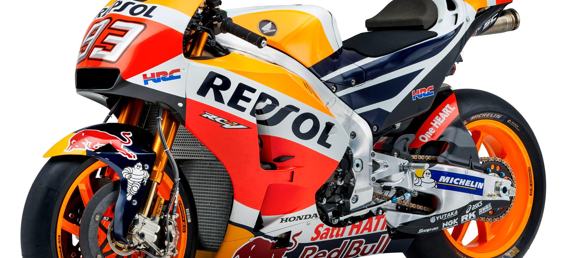 Sponsorizzazioni MotoGP PSP Global Service e Honda HRC 2017