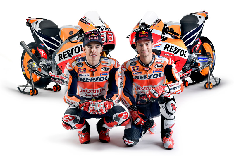 Sponsorship: PSP Global Service and Honda HRC MotoGP 2017