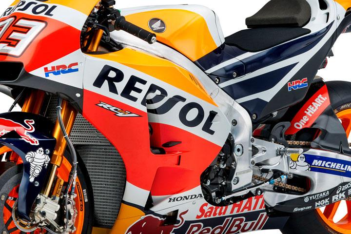 Sponsorizzazioni MotoGP: PSP Global Service e Honda HRC 2017