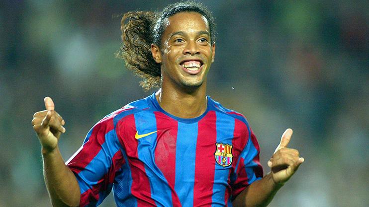 Play with a smile: il sorriso di Ronaldinho