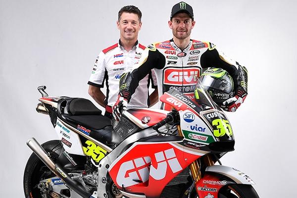 Sponsorizzazioni MotoGP: CMS e LCR Honda MotoGP Team 2017