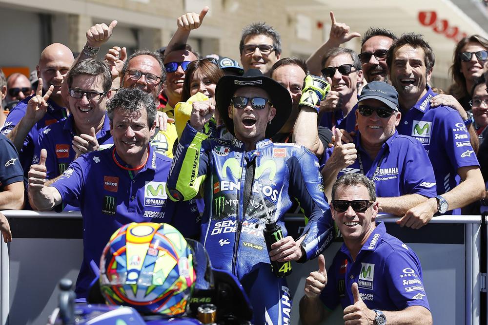 Spuntature: Rossi, Marquez, Vinales. Una poltrona per tre