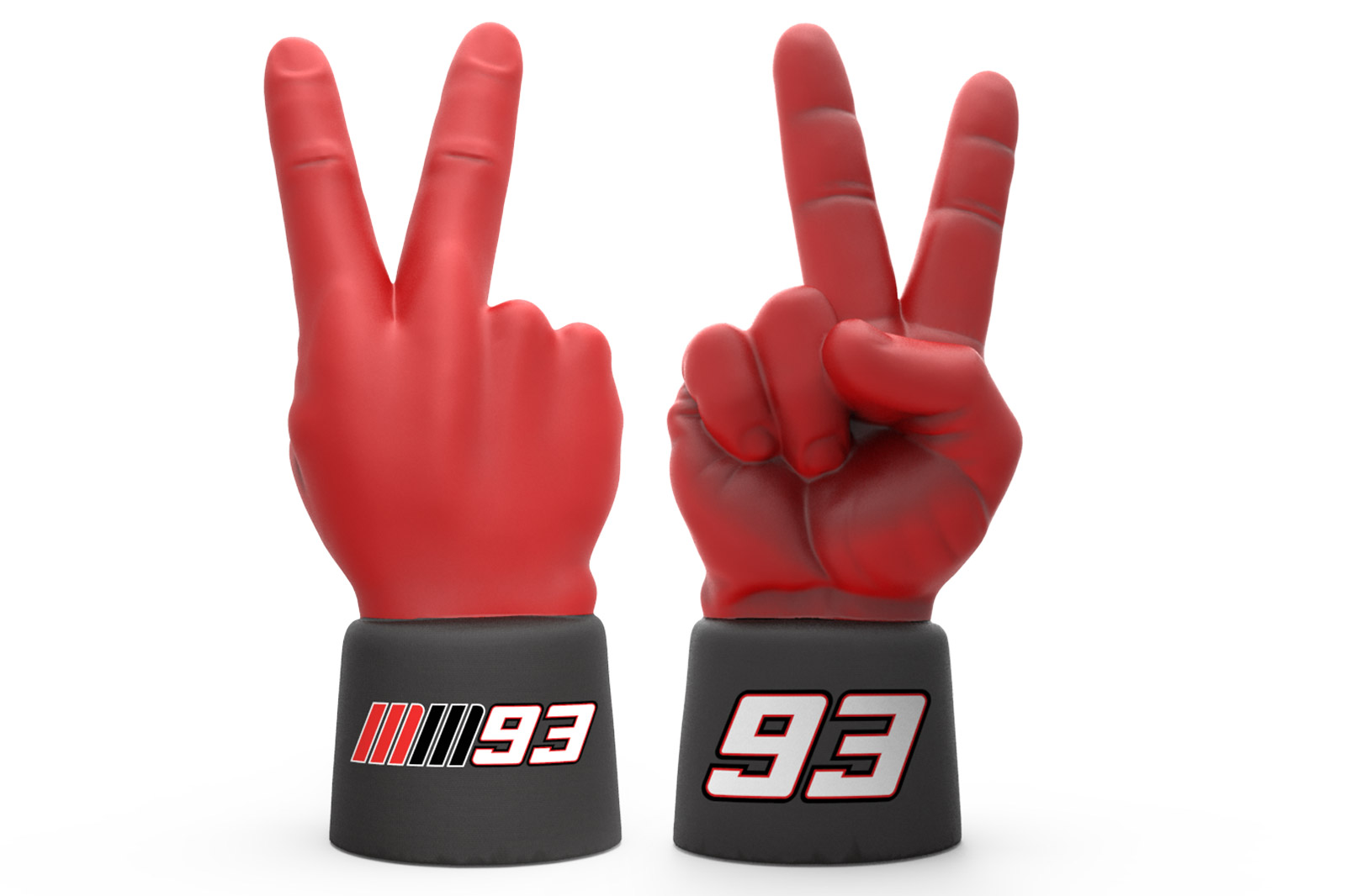 Licensing: Marc Marquez Celebration Hand by Branded Distribution