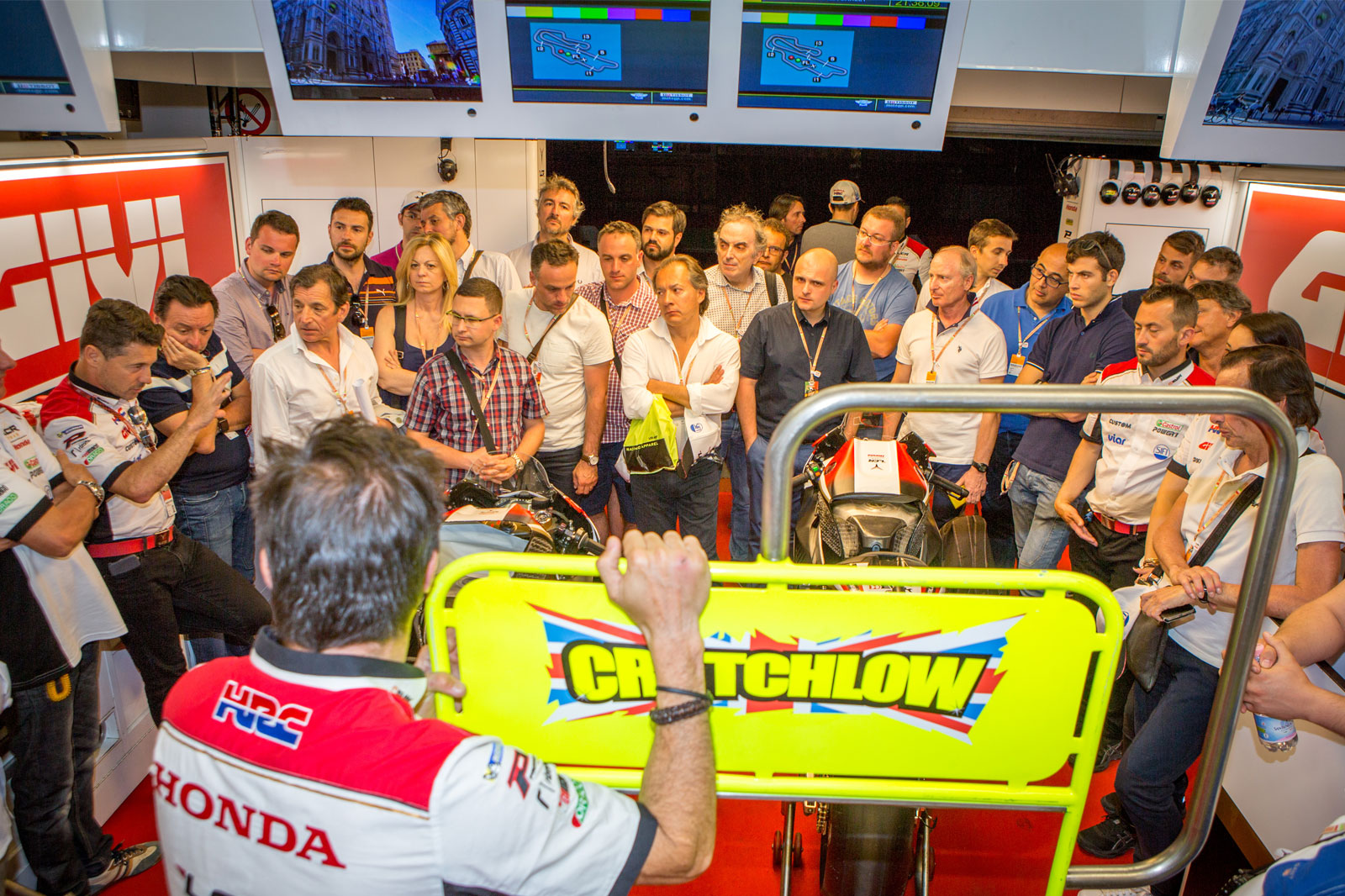 Hospitality: SIFI at the Gran Premio d'Italia at Mugello 2017