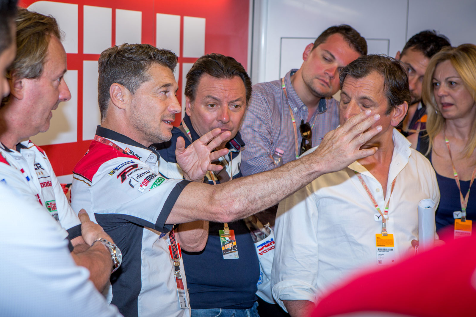 Hospitality: SIFI at the Gran Premio d'Italia at Mugello 2017 – 2018