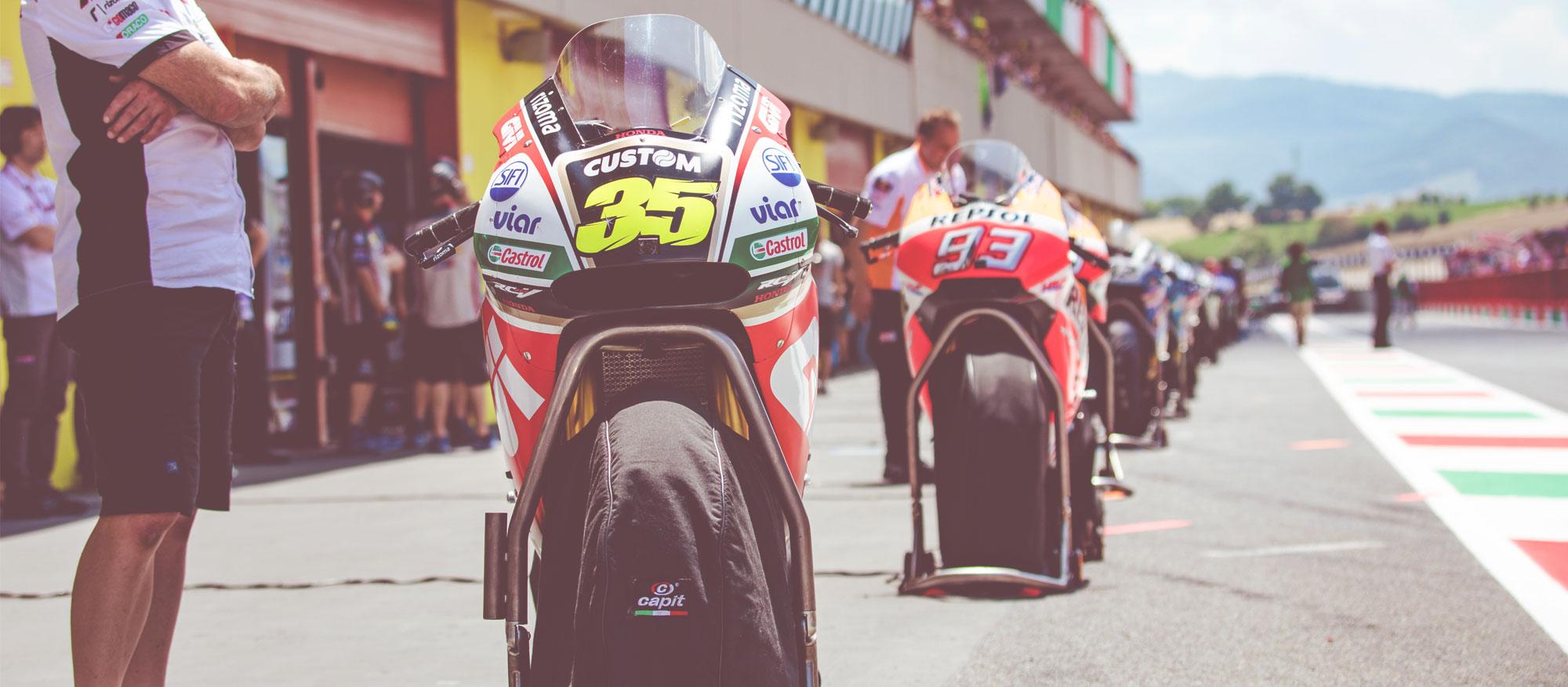 MotoGP Misano, la febbre del tutto esaurito