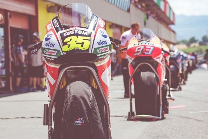 Hospitality: SIFI al Gran Premio d'Italia MotoGP 2017