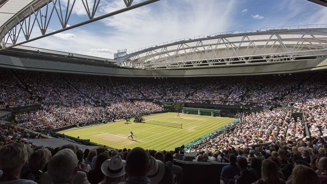 Wimbledon e le innovazioni tecnologiche