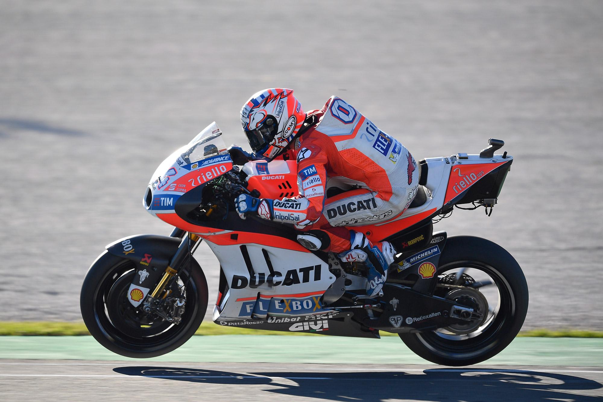 Dovizioso chiude il Mondiale MotoGP in 2° posizione. Ducati fuori a Valencia
