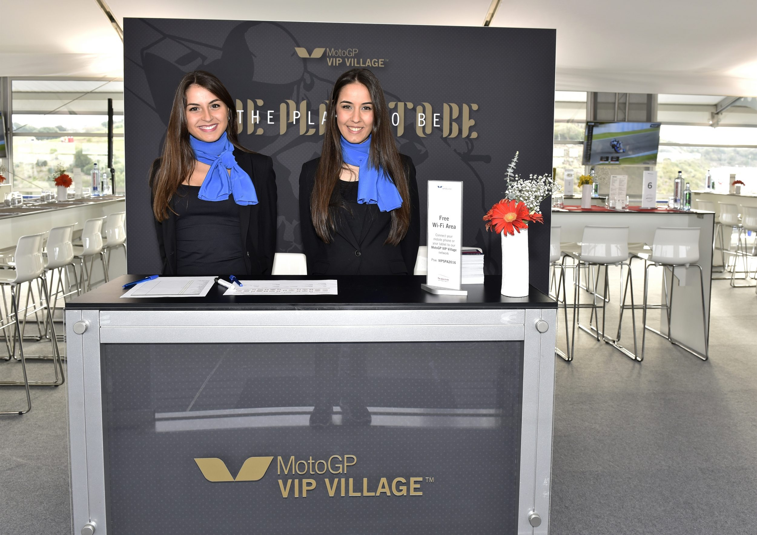 motogp vip packages