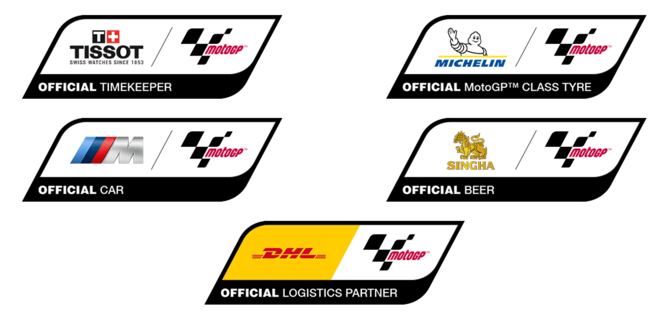 sponsor MotoGP