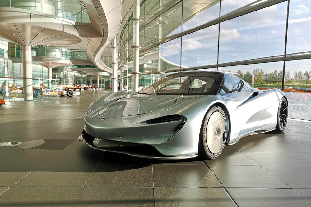 Sponsorship: Pastorelli X McLaren