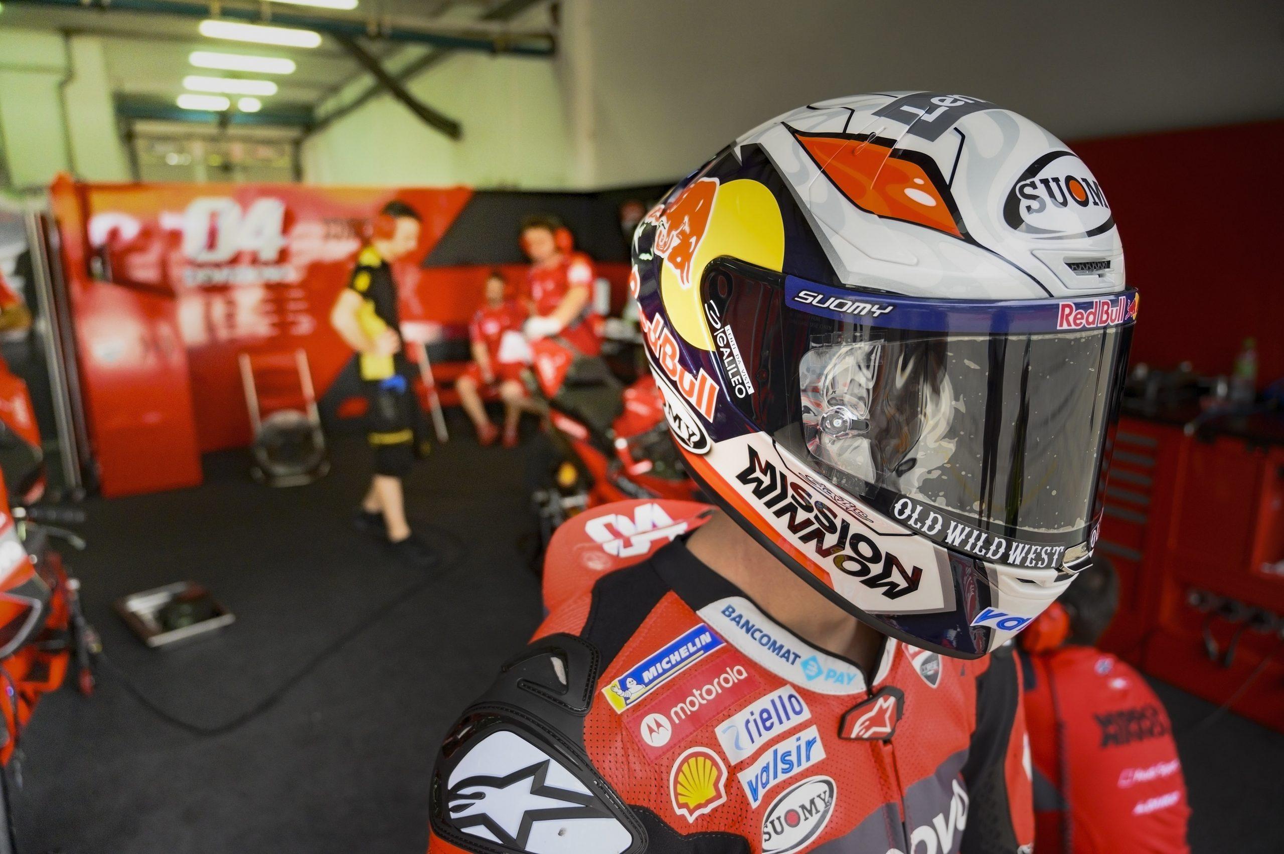 MotoGP Sponsorship: Galileo x Andrea Dovizioso